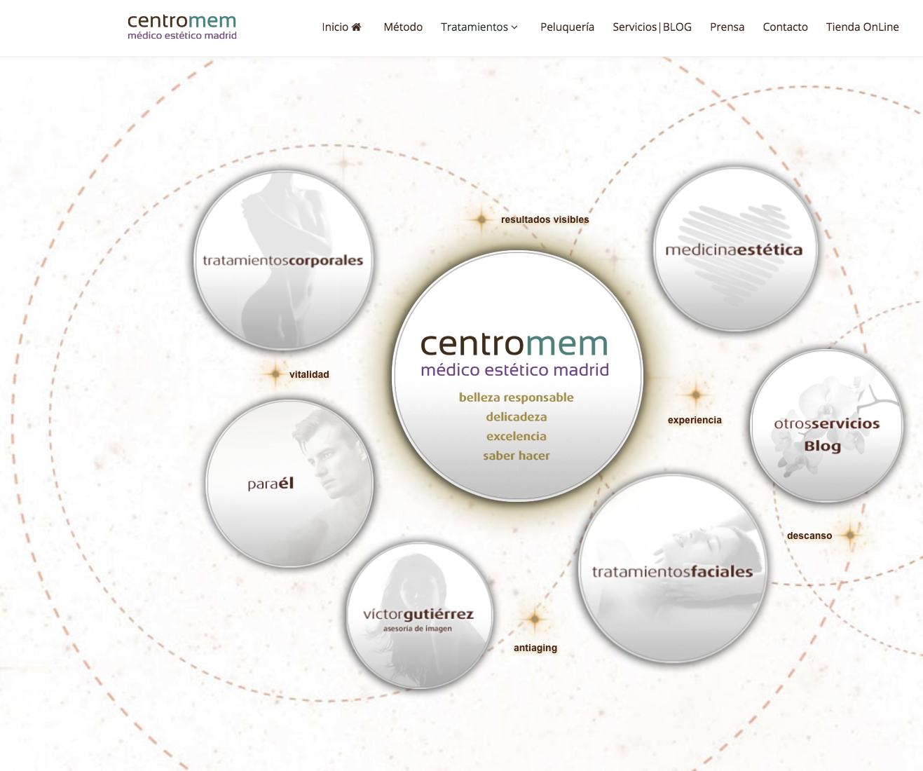 Web Centro Mem
